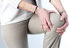 pijnlijke knie, artrose, gewrichtsslijtage