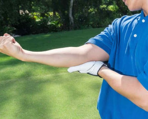 golferselleboog echoozorg